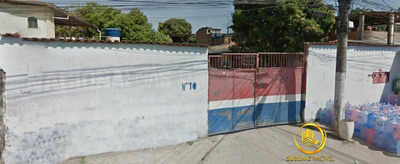 Terreno A Venda No Bairro Banco De Areia Em Mesquita - Rj. - Mes152-4300