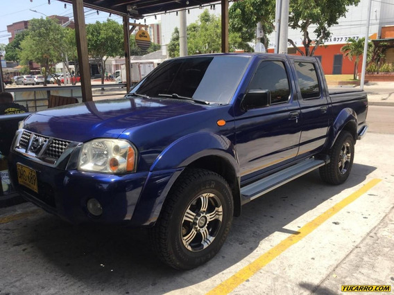 Nissan Frontier 3000cc 4x4