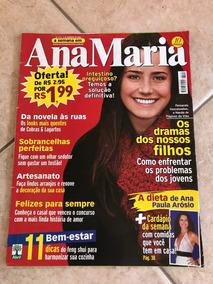 Revista Ana Maria 512 Fernanda Vasconcellos Ano 2006