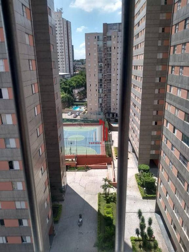 Imagem 1 de 15 de Apartamento Com 3 Dormitórios À Venda, 90 M² Por R$ 480.000,00 - Freguesia Do Ó - São Paulo/sp - Ap0431