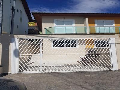 Sobrado Com 02 Dormitórios E 01 Suíte No Condomínio Vila D Este - 11192