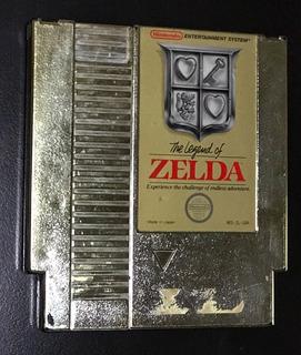 The Legend Of Zelda Nes Original Nintendo