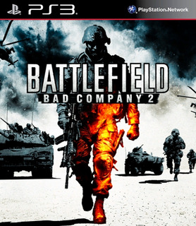 Battlefield Bad Company 2 Ps3 Digital Gcp