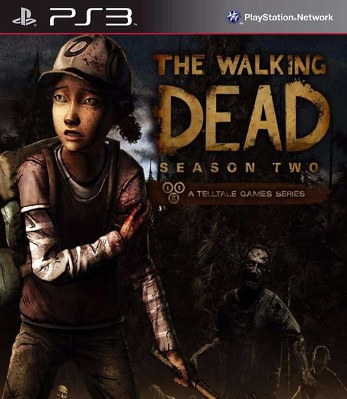 The Walking Dead Season Two (legendado) Ps3 - Leia Descrição