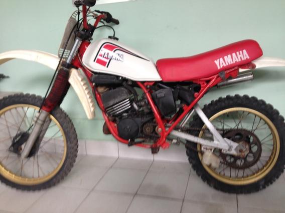 Yamaha Mx 180 Mx180 Dt180 Dt 180 - Raríssima - Nf Original