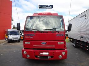 Ford Cargo 4331 Vermelho 2005