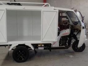 Lavanderia Y Reparto 2019 Motocarro Caja Metálica Kingway