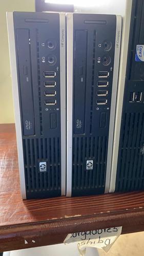 Ganga Cpu Mini Hp 16gb Ram Core 2 Dúo Win10 Office Wifi