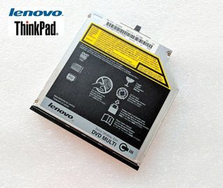 Lenovo Thinkpad Dvd Burner Ultrabay 42t2545 Slim 8x/8x/5x