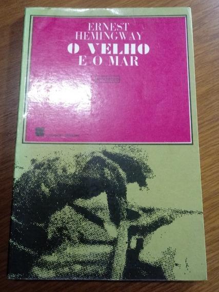 Livro O Velho E O Mar Ernest Hemingway 132 Pagina .obc Store