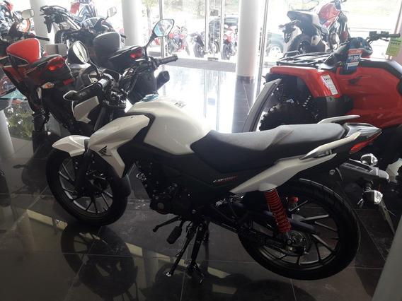 Honda Cb 125 F 0km 2019 Descuento Contado Efectivo