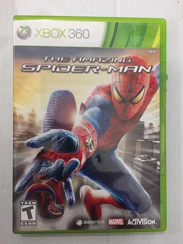The Amazing Spiderman Xbox360