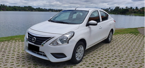 Nissan Versa 1.0 12v Completo 2018 C/ 36.000 Km