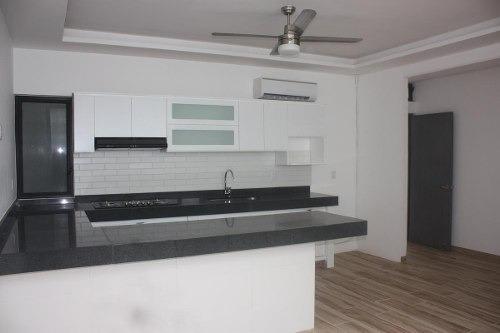 Departamento Nuevo De 1 Recámara En Renta $12,000 Cerca De Av Huayacán En Cancún, Quintana Roo