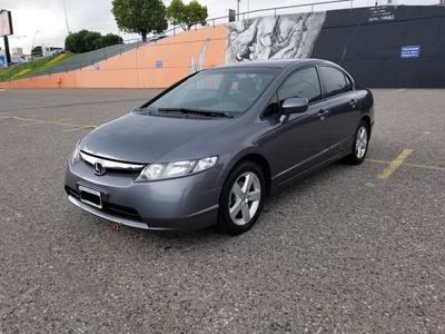 Honda Civic Lxs 1.8 Aut 2007