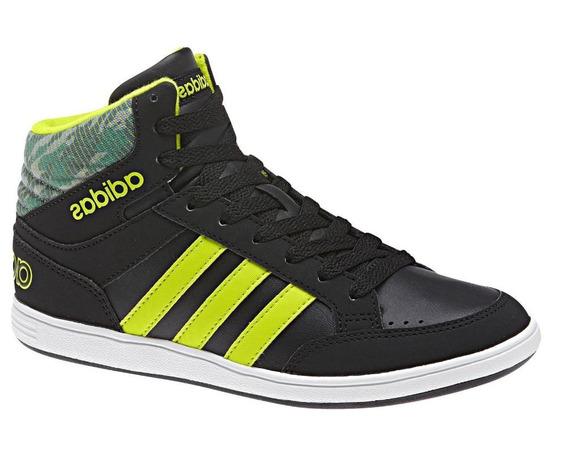 Tênis adidas Hi Hoops 2.0 Mid Casual Infantil Cg5735