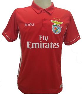 Camisa Do Benfica Vermelha