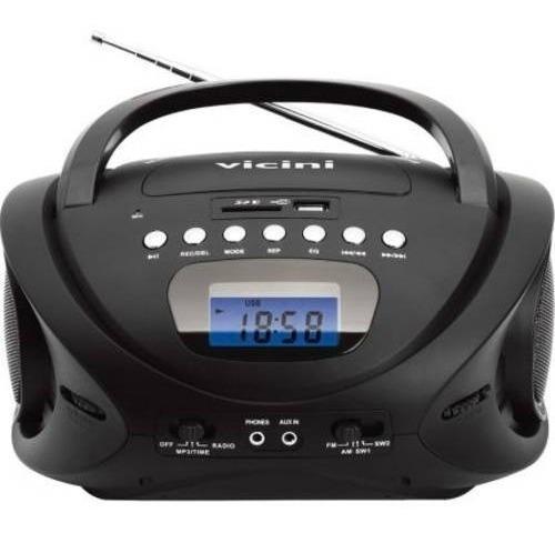 Rádio Am/fm Mp3 Vicini Vc5060
