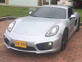 Porsche Cayman S 2 Años Garantía