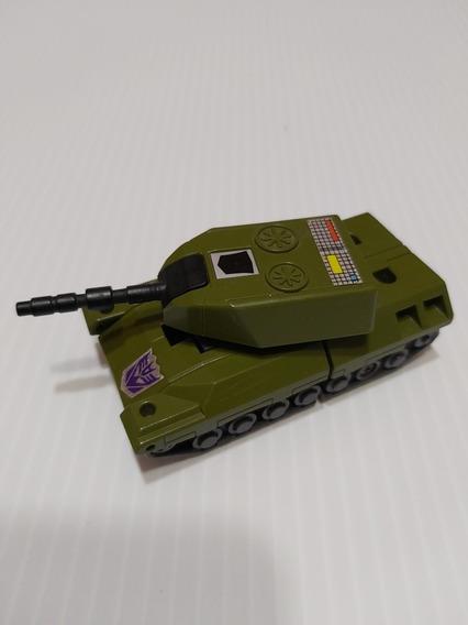 Tank Brawl Combaticon Decepticon Transformer G1 1986 Takara