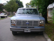 Ford F-100 1987 3.6 Nafta Con Gnc Caja Original Impecable