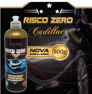 Composto Polidor Agressivo Refino Risco Zero Cadillac 500g