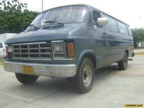 Dodge Ram Van B300 12-15 Ptos - Automatico