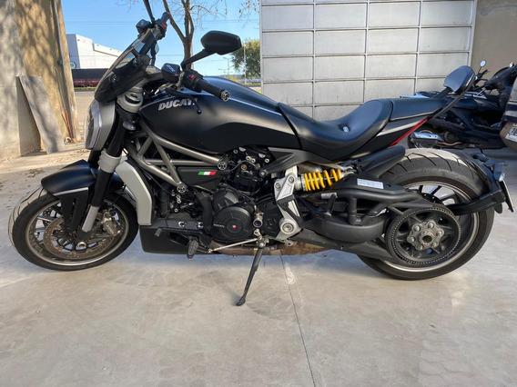 Ducati Xdiavel 1260 Como Nueva!!!