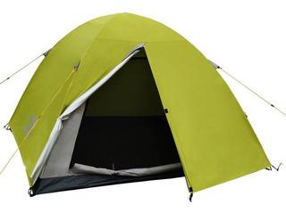 Carpa Waterdog Dome 2 Iglu 3 Personas Camping Trekking Bolso
