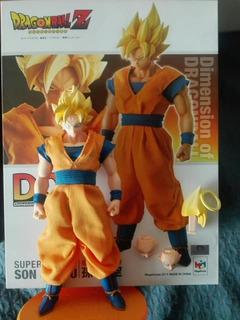 Goku Ssj Dod Dragon Ball Megahouse Original Sello Toei