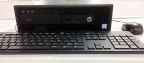 Computador Hp 800 Sff I5 4gb 500gb W10pro 1as99lt