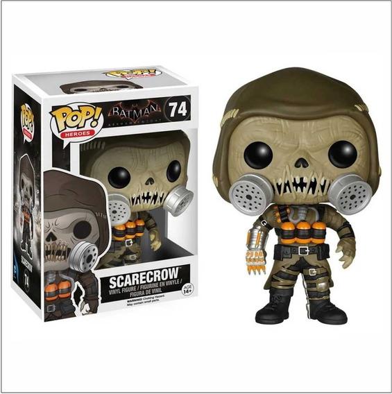 Funko Pop Batman Arkham Knight Scarecrow 74