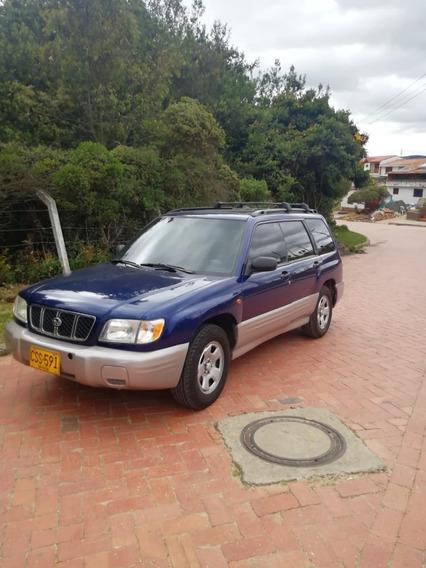 Subaru Forester,4x4, Mecanica 2001