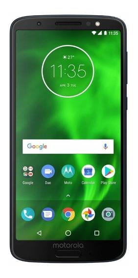 Celular Motorola Moto G6 Plus 5.9 64g 12mpx Indigo