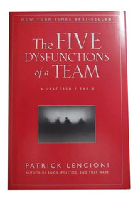 Livro Em Inglês - The Five Dysfunctions Of A Team