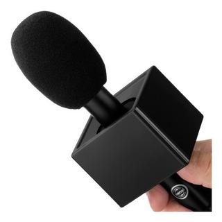 Cubo Y Esponja Anti Pop Profesional Para Micrófono Dinámico