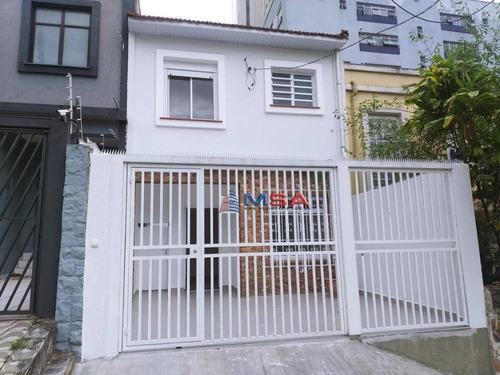 Imagem 1 de 25 de Casa À Venda, 120 M² Por R$ 1.180.000,00 - Perdizes - São Paulo/sp - Ca0438