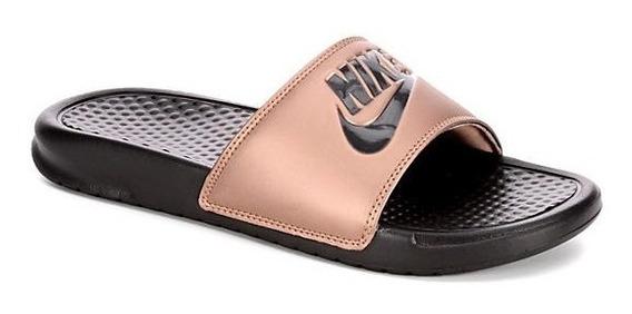 Sandalias Nike De Mujer Bennasi Jdi Bronze Ciudad Casuales