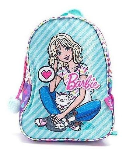 Mochila De Barbie Para Jardin Espalda 12