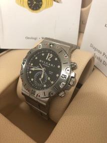 Relógio Bvlgari Gmt Scuba