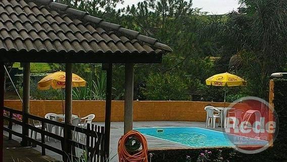 Chácara Com 2 Dormitórios À Venda, 3000 M² Por R$ 415.000 - Tataúba - Caçapava/sp - Ch0050