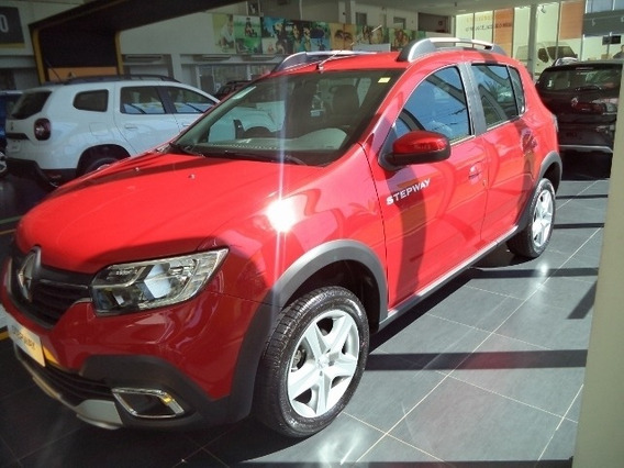 Sandero 1.6 16v Nv Stepway Zen Flex Manual