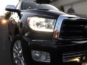 Toyota Sequoia 5.7 Plinum V8 At 2014