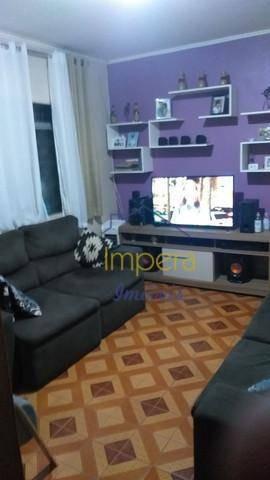 Imagem 1 de 7 de Casa Com 2 Dormitórios À Venda, 110 M² Por R$ 265.000,00 - Jardim Santa Inês Ii - São José Dos Campos/sp - Ca0462