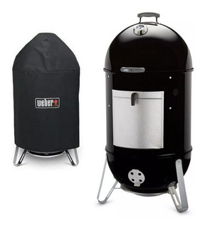 Weber Ahumador Smokey Mountain 22 + Funda - 731001