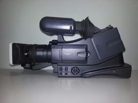 Filmadora Profissional Panasonic Ag Dvc20 Completa
