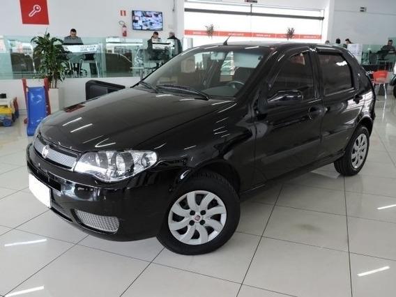 Fiat Palio Fire 1.0 Economy Preto 8v Flex 4p