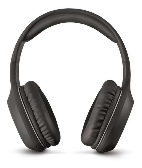 Fone De Ouvido Bluetooth P2 Aux Multilaser Ph246 - Preto