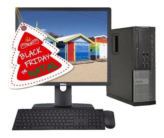 Computador Dell 7010 I5 3° Geraç 8gb Hd500gb + Monitor Dell