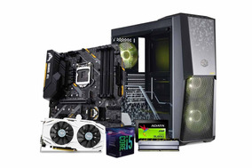 Computadora Pc Gamer Gtx 1060 6gb I5 Ssd 120gb 1tb 8gb Tuf
